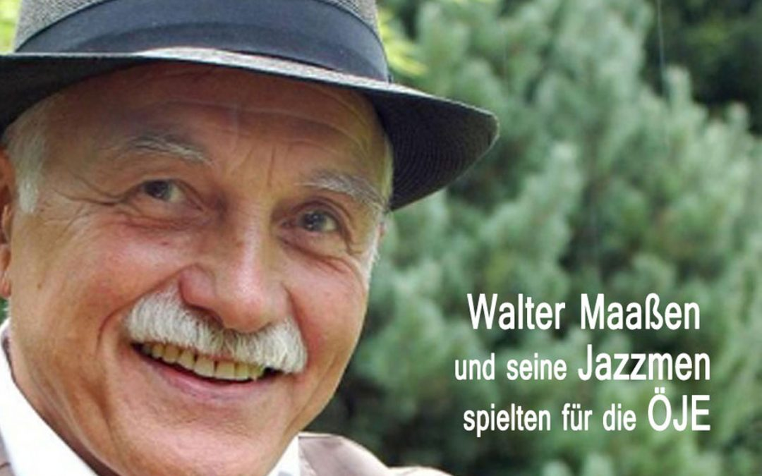 Benefiz-Vesper für Kinder und Jugendliche: Walter Maaßen und seine Jazzmen spielten für die ÖJE